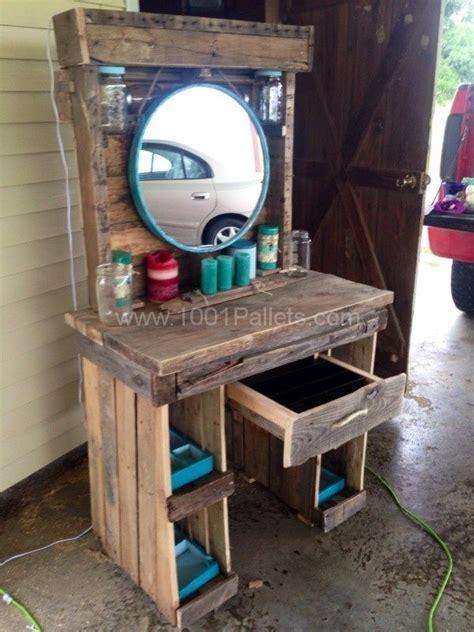 best 25 pallet vanity ideas on wood pallets