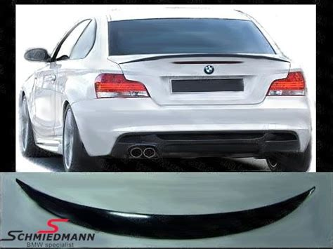 Bmw 1er Alternative by E82 Performance Heckspoiler Und Alternativen Seite 4
