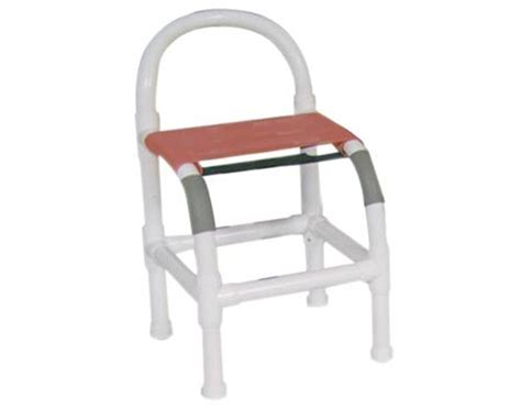 bath and shower chairs mjm pvc bath and shower chair save at tiger inc