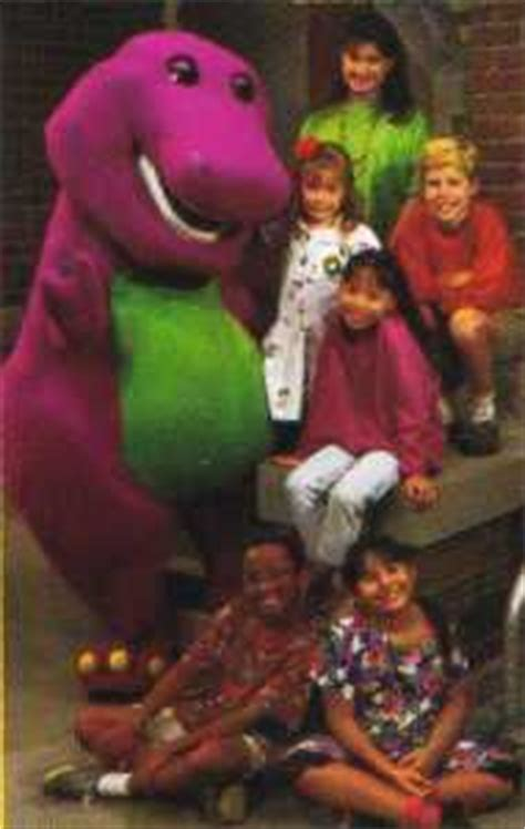 Barney And The Backyard Cast Where Are They Now by Brad And Brett S Barney Page