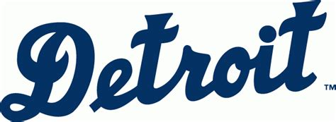 Kaos Baseball Detroit Tiger Logo 3 detroit tigers 1930 1959 jersey logo iron on sticker heat