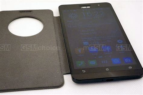 Flip Cover For Asus Zenfone Zoom Zx550 Emas Gratis Tempered 1 la housse view flip cover