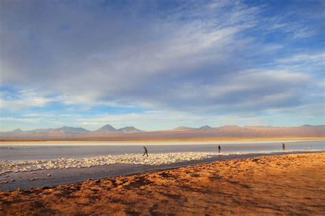 landscape   great salt lake utah image  stock