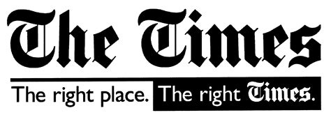 The Time newspapers logos