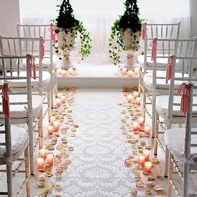Inspiration   Wedding Aisle Decor II   Coren Moore Blog
