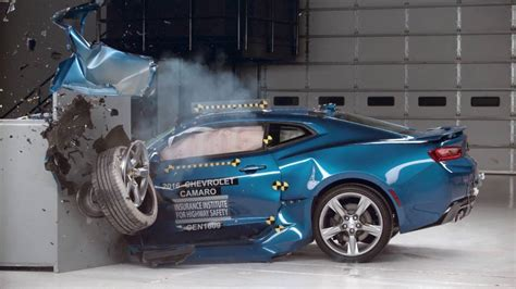 car crash test car trio crash test proves that safety is not a