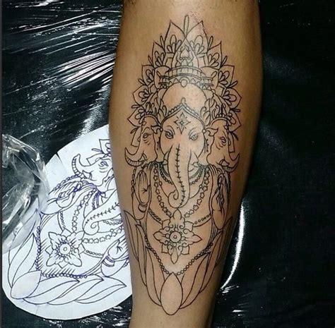 tattoo de ganesha no pulso ganesh ganesha tattoo feita no est 250 dio rio preto ink