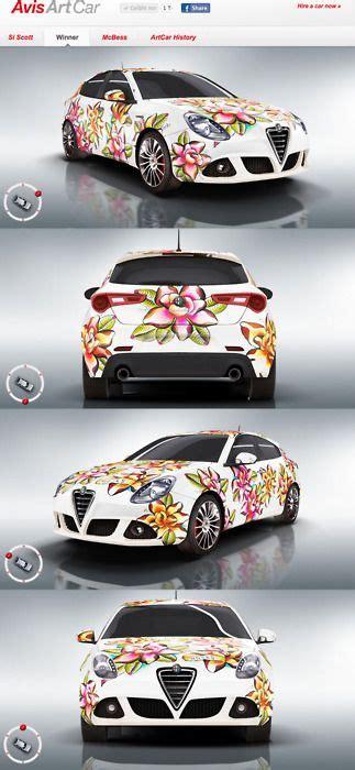 avis art carsourcevectorink painted vehicles