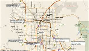 Map To Las Vegas by Map Phoenix To Las Vegas