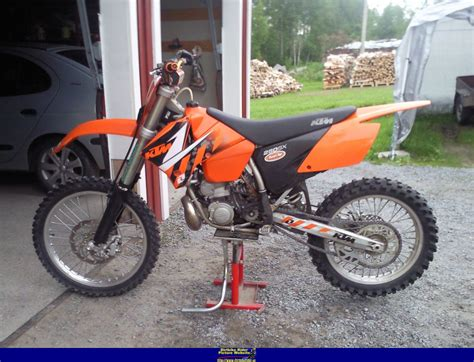 Ktm 250 Sx Horsepower 2003 Ktm 250 Sx Pics Specs And Information