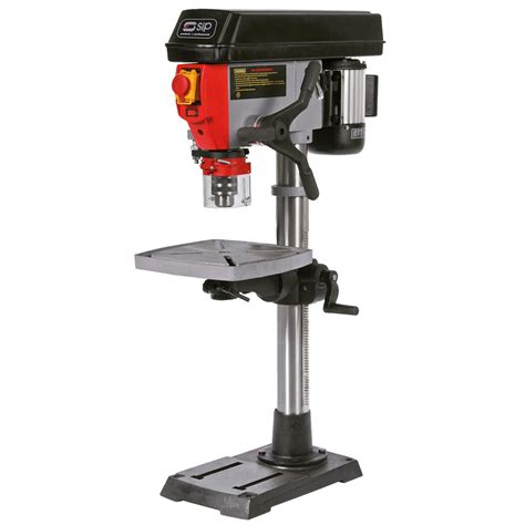best bench drill sip bench pillar drill b20 16 550w proweld