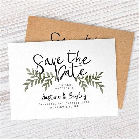 Save The Date Wedding by Die 25 Besten Ideen Zu Save The Date Auf