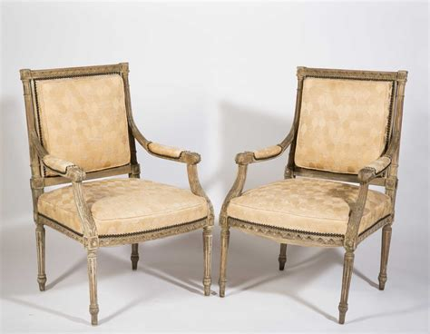 french style armchairs one of a kind vintage gilt louis xv french style armchairs