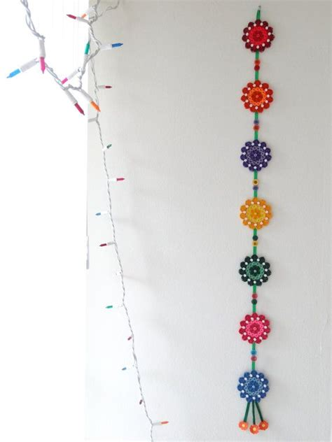 How To Make Handmade Wall Hangings - 640 best images about diwali decorations on