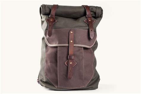 Ransel Kulit Fashion Single Bag 743j2 goods wilderness rucksack mave