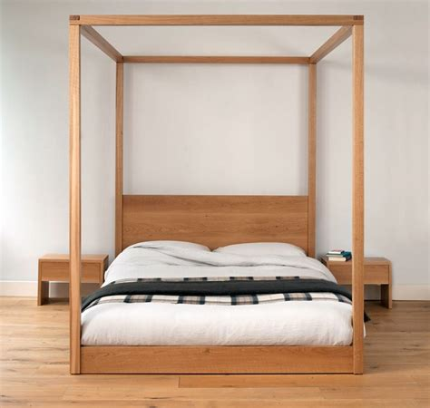 modern poster bed 18 gorgeous modern four poster bed designs
