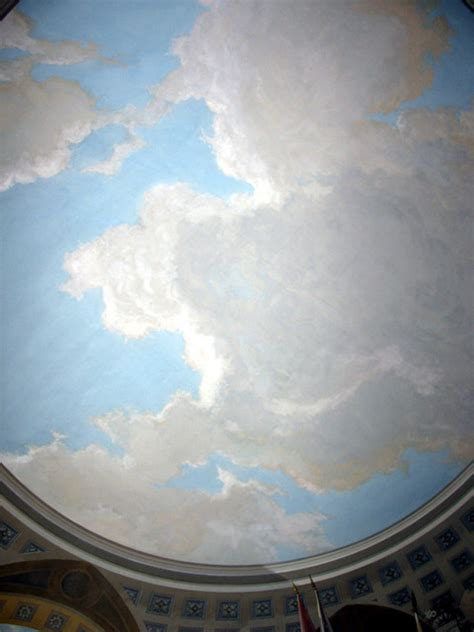 Slideshow For Album Pavlovsk Palace How To Make Clouds On Ceiling