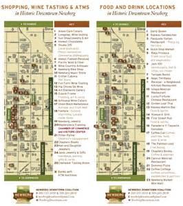 newberg oregon wineries map newberg downtown palate