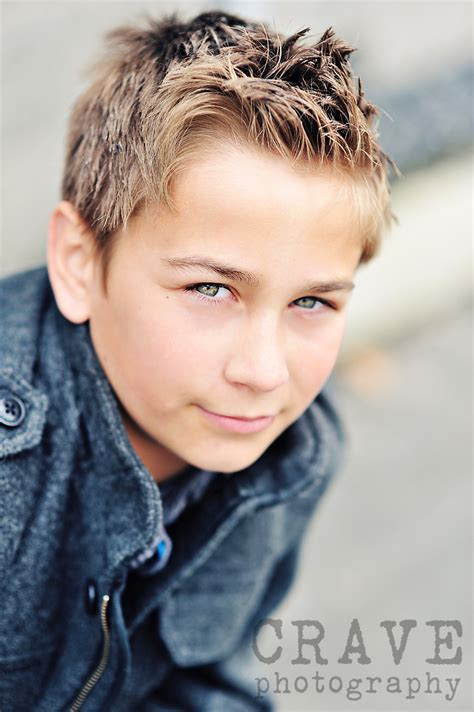 hairstyles for boys age 12 i know it s a kid but i love this pose for any guy the