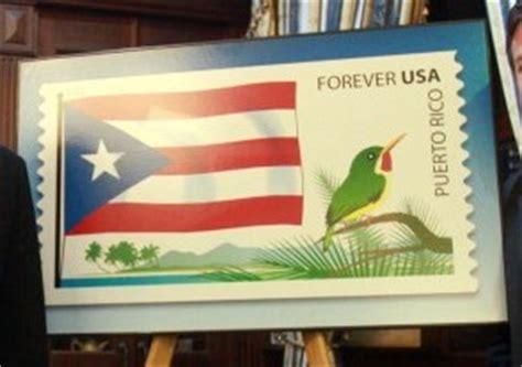el san pedrito engalana  nuevo sello postal mi puerto rico verde
