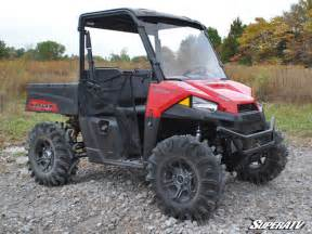 Tires For Polaris Ranger Mid Size Windshield For The Polaris Ranger Midsize 2015 By