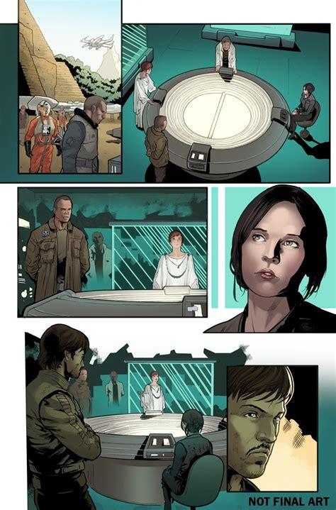 wars rogue one graphic novel adaptation books look wars rogue one adaptation 1 by houser