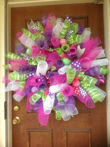 Handmade Wreaths For Sale - 35 best handmade mesh wreaths made by me for sale on etsy