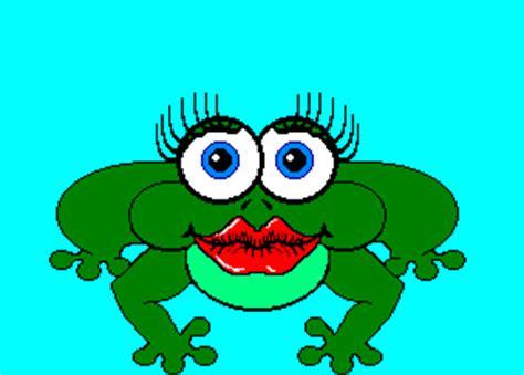 imagenes de ranas animadas de amor gifs animados de ranas rom 225 nticas gifmania