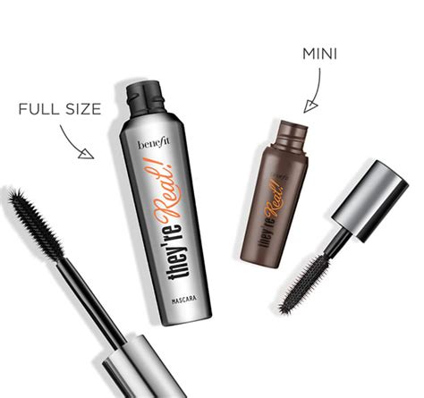 Benefit Theyre Real Lengthening Mascara 3g they re real lengthening mascara benefit cosmetics