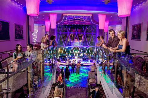 miami boat show dress code dazzles aboard oasis of the seas is a cozy bar and dance