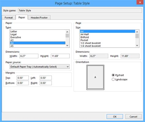 print layout computer definition how to define or change the print styles in outlook