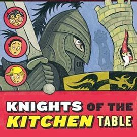 Knights Of The Kitchen Table clocks time and time travel fiction nonfiction