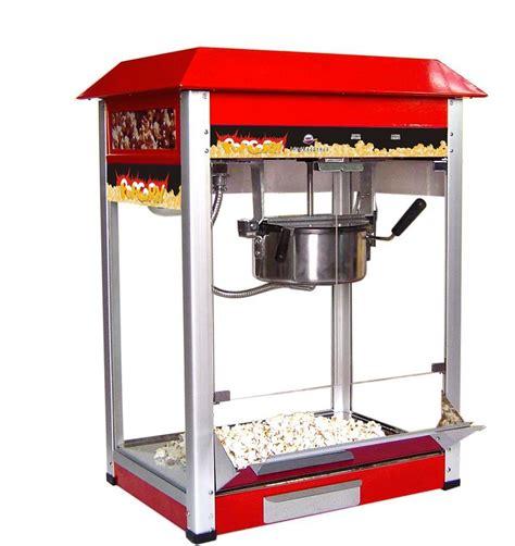 Popcorn Maker Pop 6br Mesin Popcorn turbo materiel restaurant