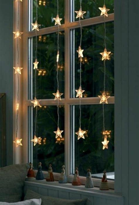 Weihnachtsdeko Fenster Innen by Weihnachtsbeleuchtung Und Led Lichterketten F 252 R Innen