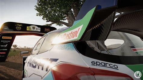 wrc  gameplay trailer safari rally kenya pre order