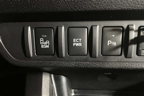 ect pwr button   toyota tacoma