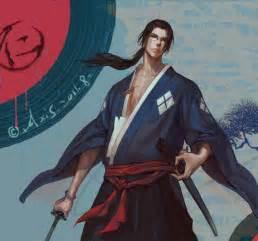 jin samurai champloo anime samurai champloo pinterest