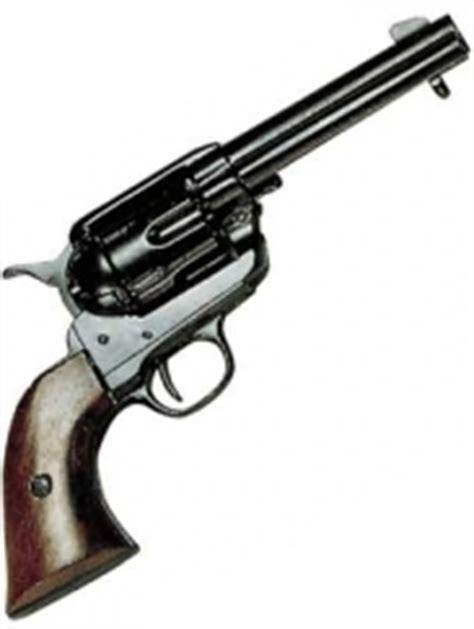 Peacemaker 22 Caliber Blank Firing western peacemaker pistol black finish