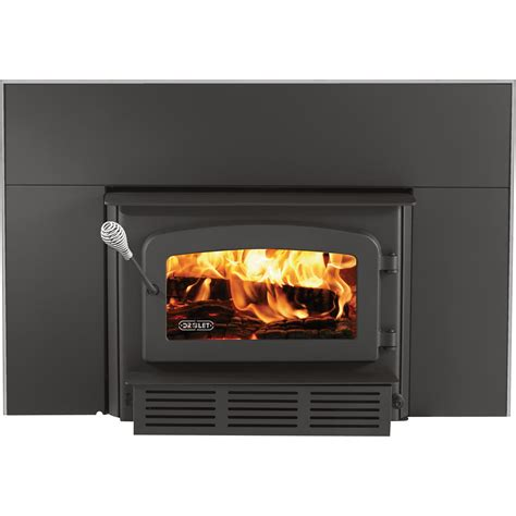 product drolet escape fireplace wood insert 60 000 btu