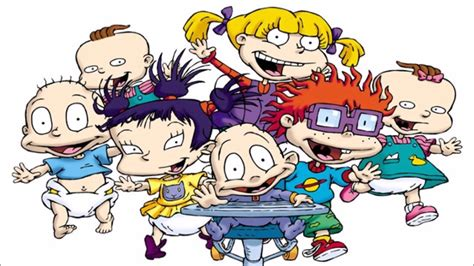rugrats be my rugrats new theme song