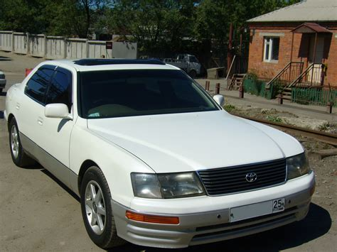 toyota celsior for sale 1995 toyota celsior pictures 4000cc gasoline fr or rr