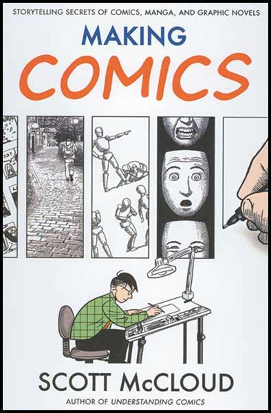 comics storytelling secrets of comics and graphic novels four realities upcoming stuff of interest comics