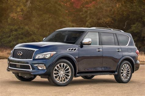 nissan infiniti 2017 infiniti qx80 redesigned for 2015 gentleman s style