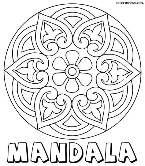 mandala coloring pages websites intricate mandala coloring pages coloring pages to