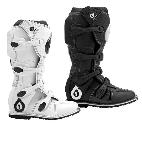661 motocross boots sixsixone 661 comp mx supercross dirt bike road enduro