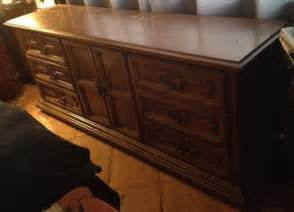 vintage furniture antique henredon wood