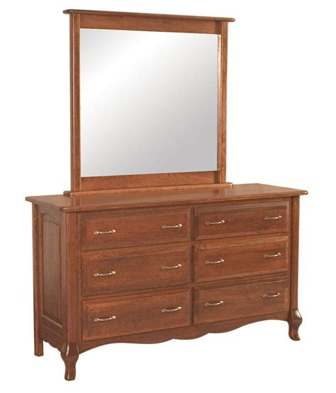 french country dresser french country 6 drawer dresser with optional mirror