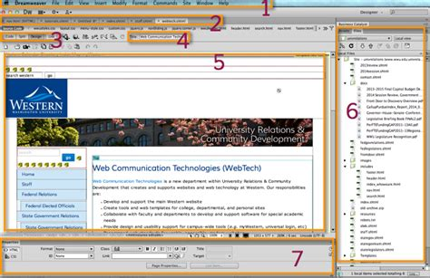 tutorial web design dreamweaver dreamweaver tutorial