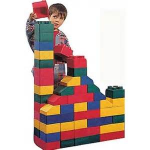 How To Level My Backyard Giant Edu Block Lego Style Building Blocks To Hire From