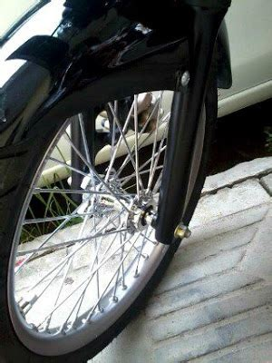 Tromol Becak Fu Model Klx Crome but killer tromol model becak dan trusty made in jakarta
